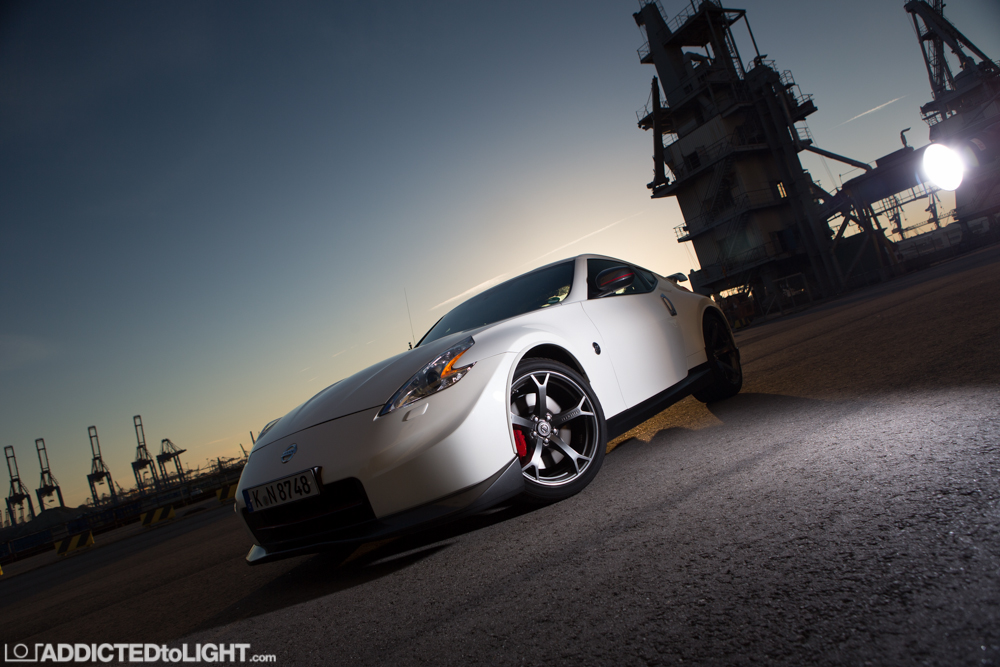 Nissan 370Z Nismo Profoto B1
