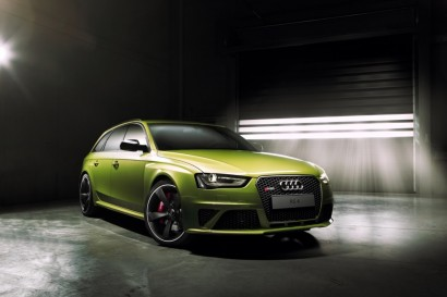 Audi exclusive RS4