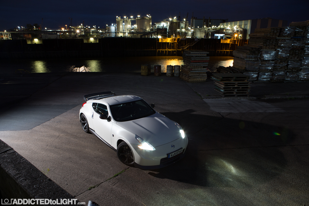 Nissan 370Z Profoto B1