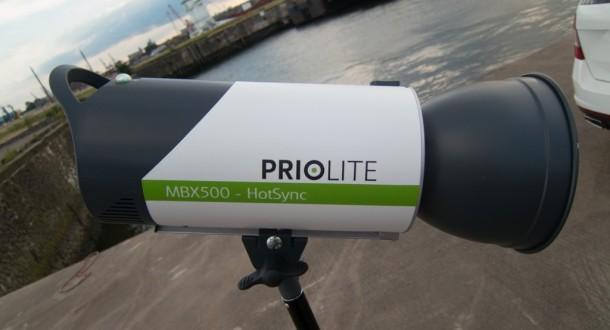 Im Test | Priolite MBX500 HotSync
