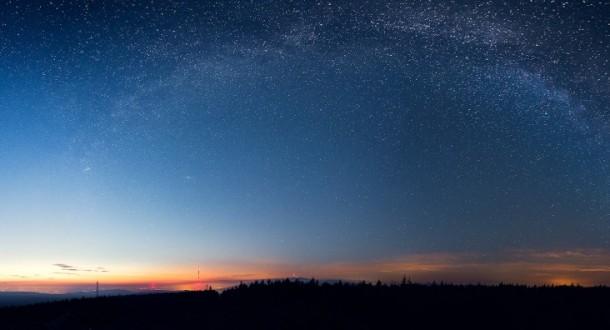 Sterne knipsen im Harz, oder: Das Display lügt!