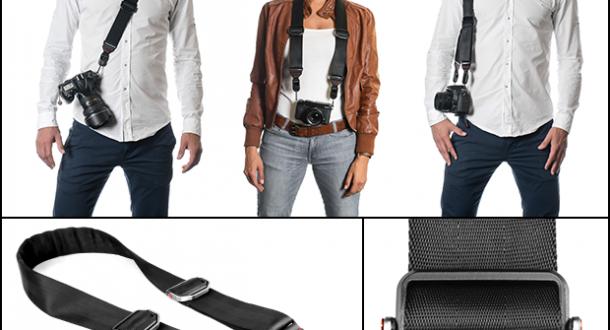 Kickstarter Projekt – Kameragurt und Handschlaufe von Peak Design