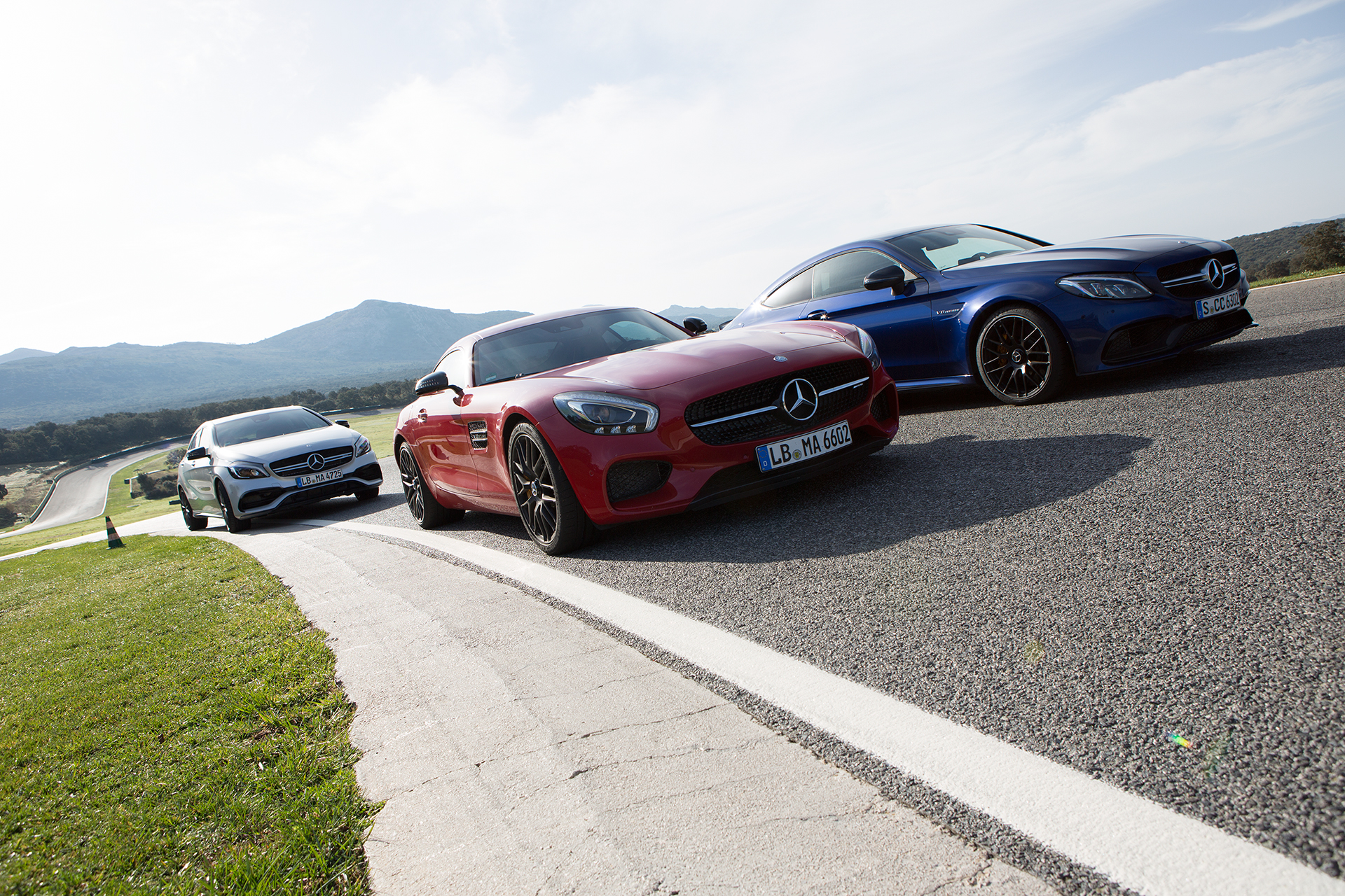 Before-AMG Driving Academy