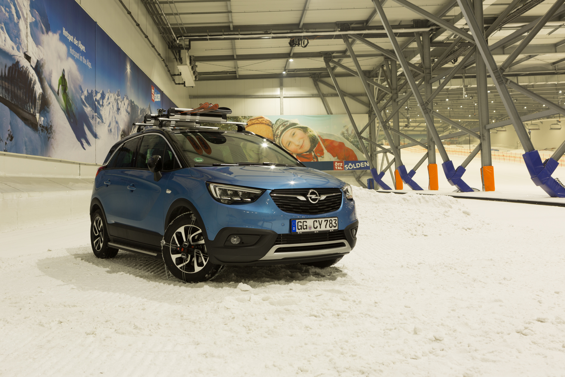 Before-Opel Crossland X
