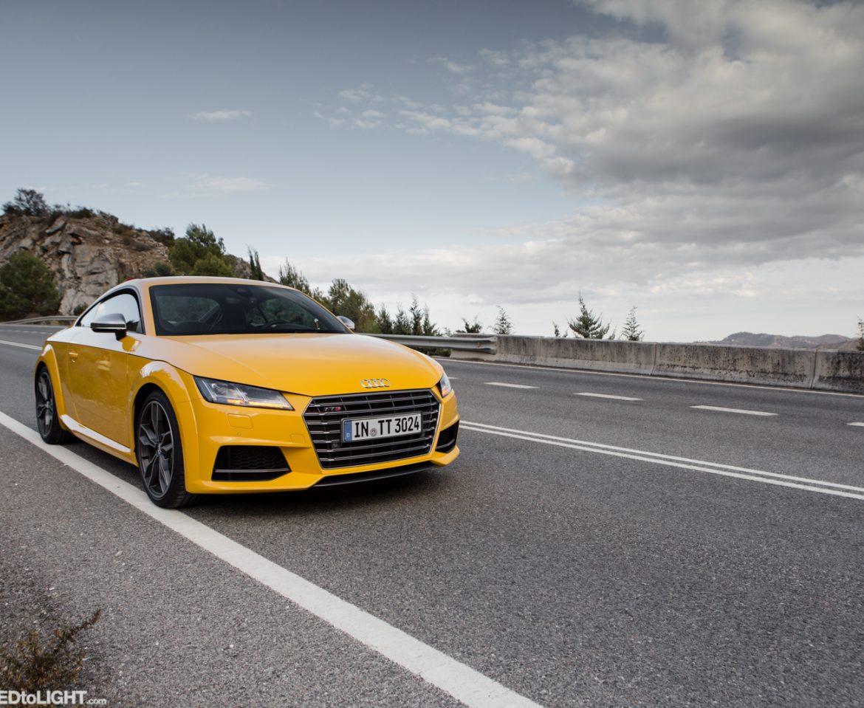 AngefixTT – Audi TTS im Fahrbericht