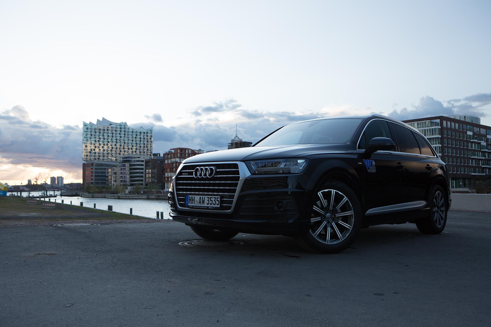 Before-Audi Q7