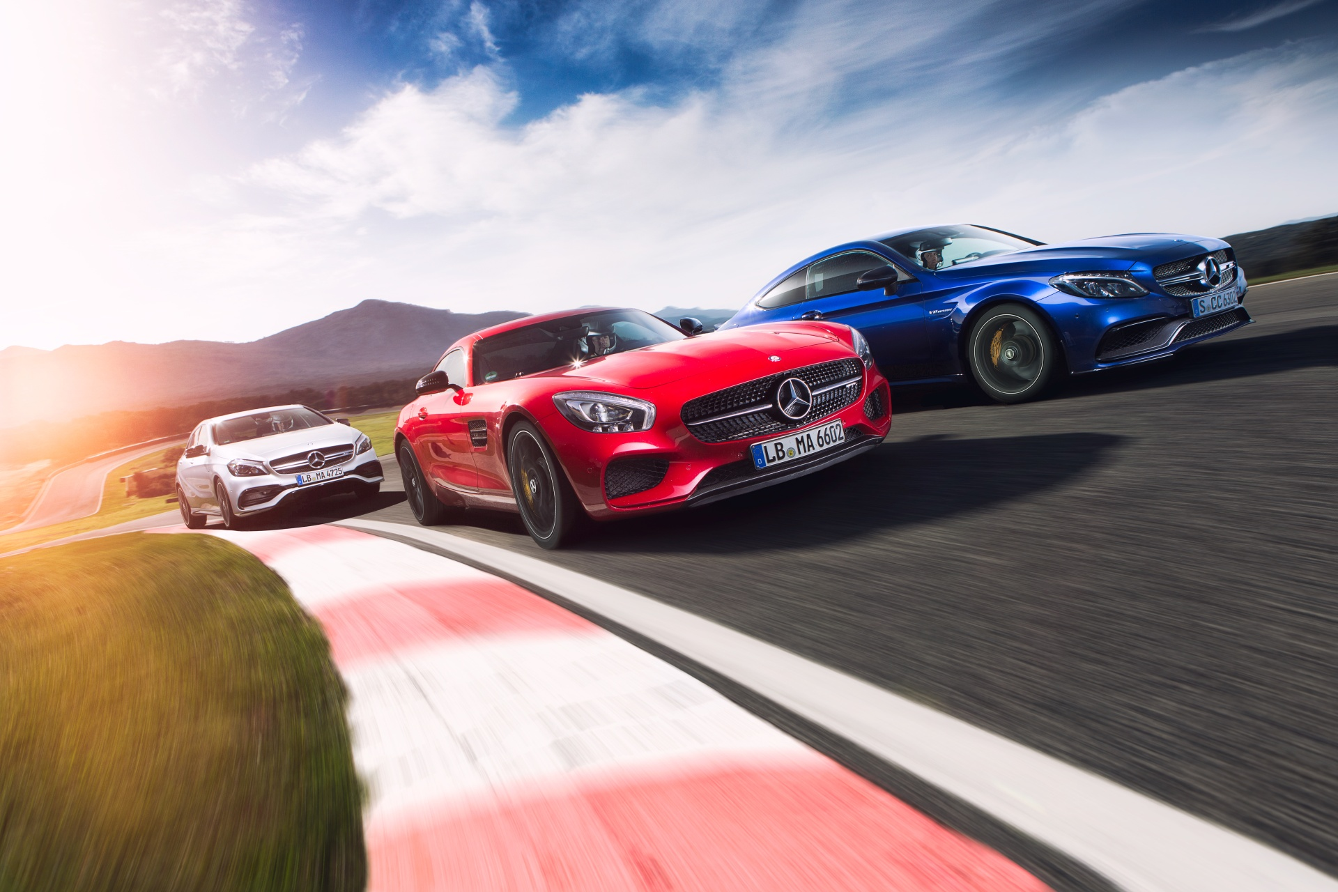 After-AMG Driving Academy