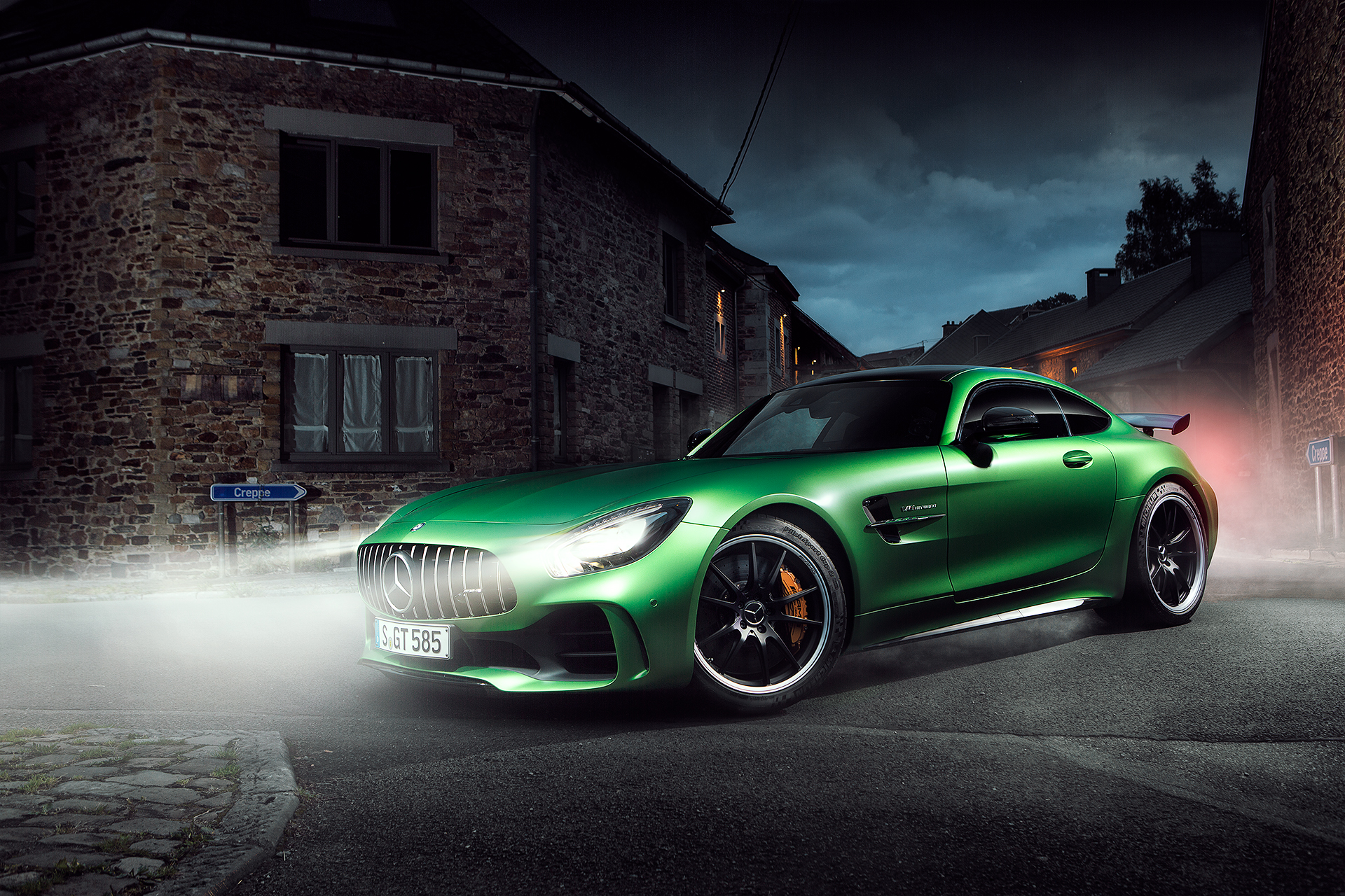 stefan bischoff photography mercedes benz amg gt r. Black Bedroom Furniture Sets. Home Design Ideas