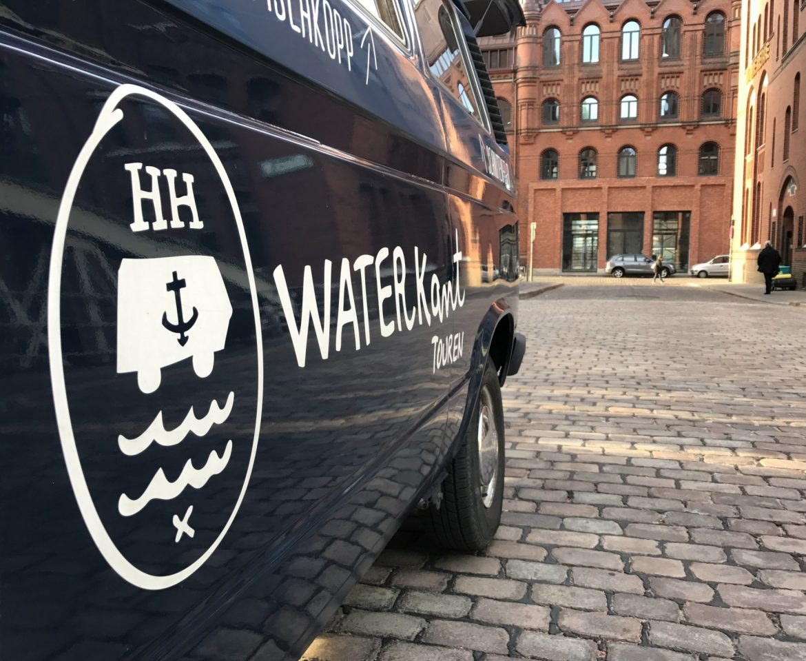 Alternative Hamburg-Tour mit Waterkant-Touren
