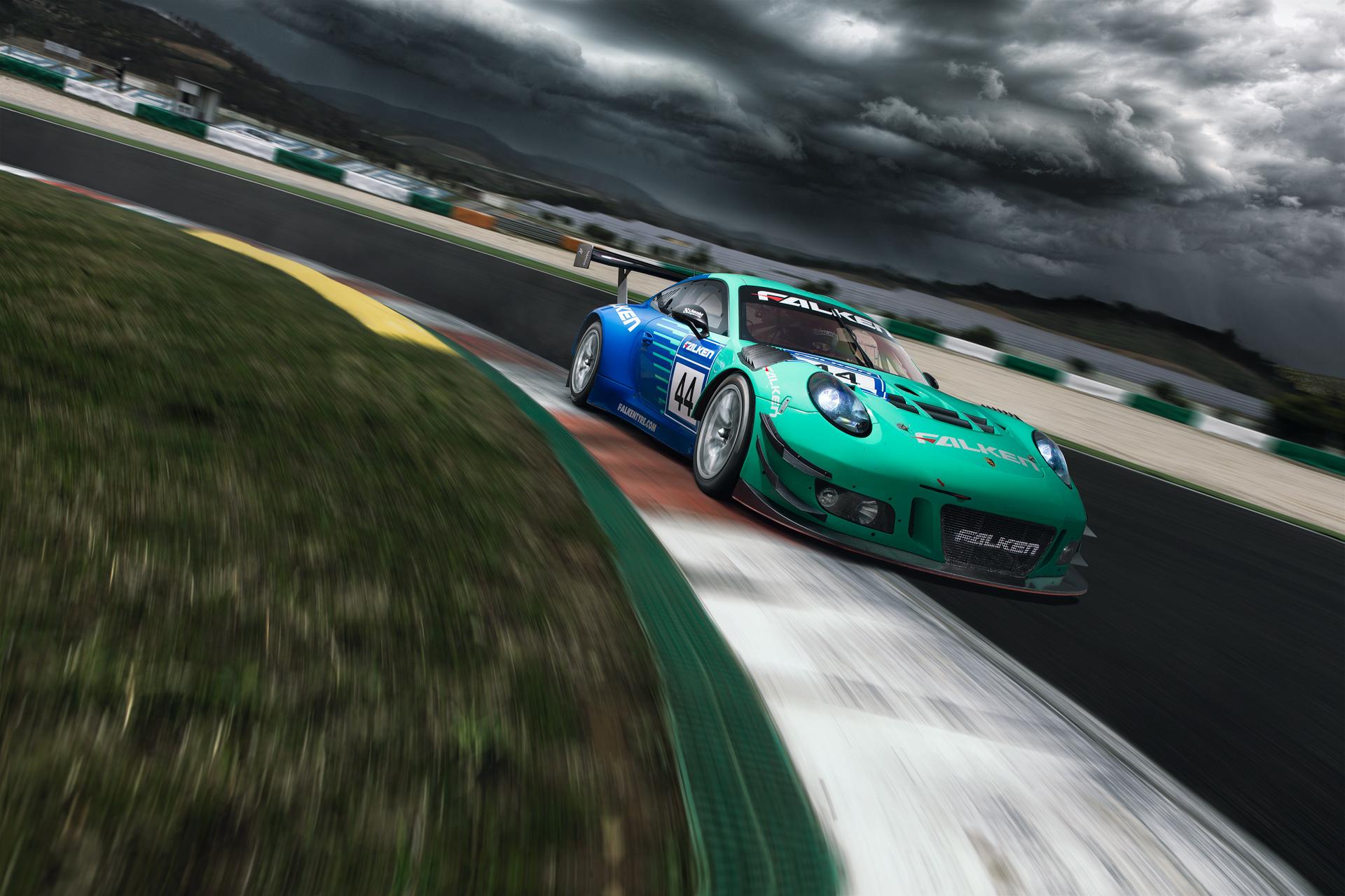 Falken Porsche 991 GT3 R