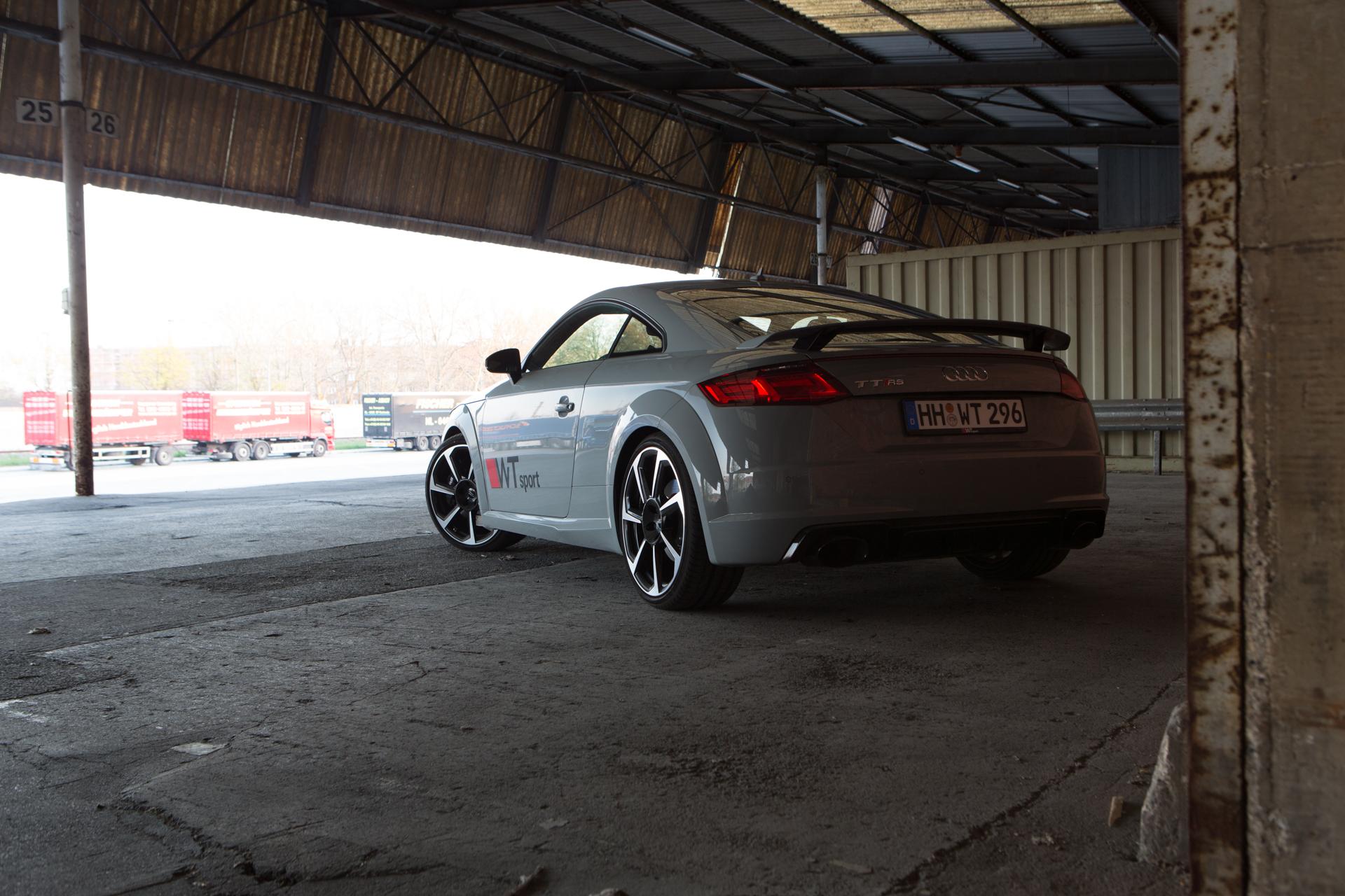 Before-Audi TTRS