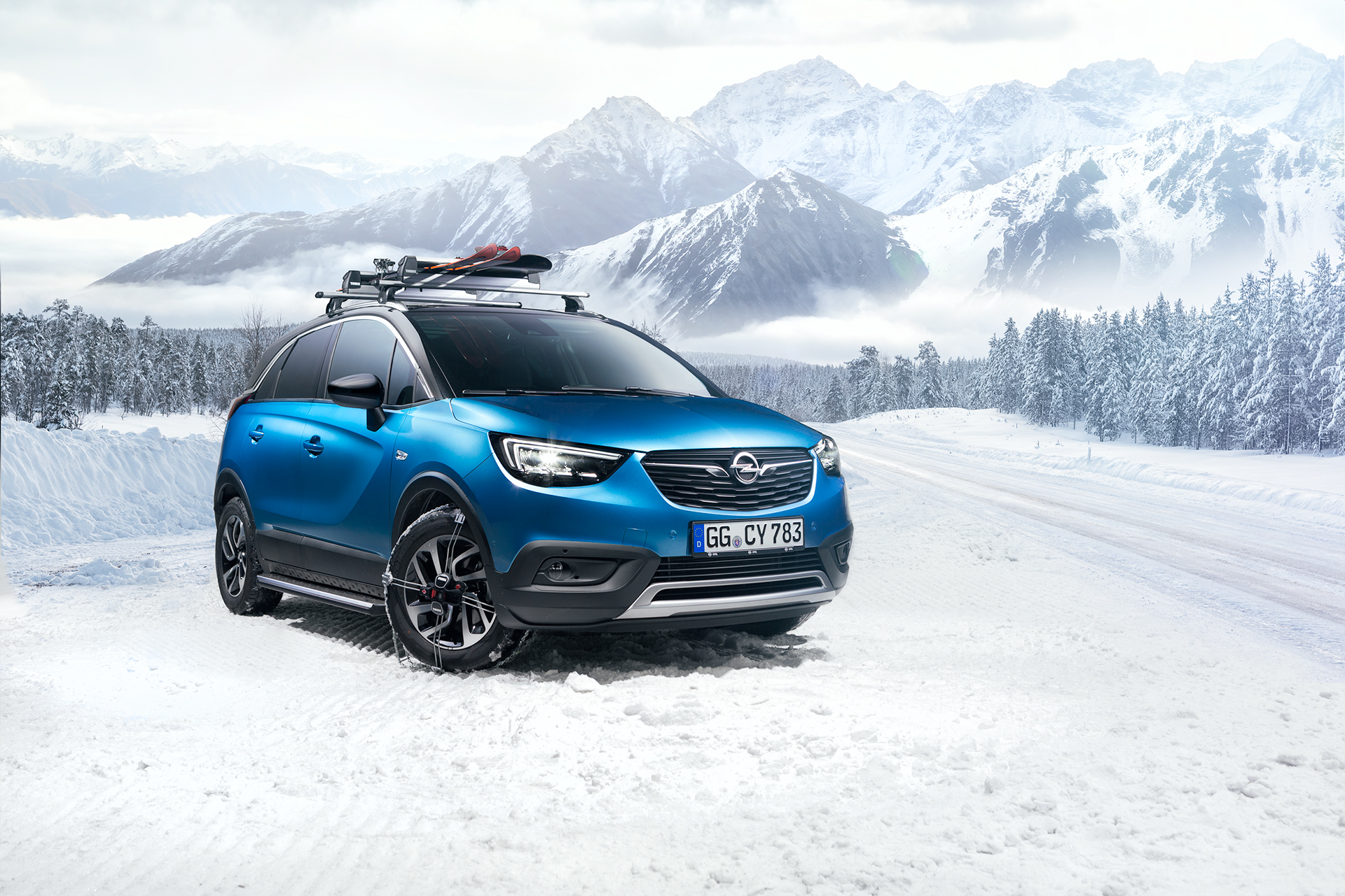 After-Opel Crossland X