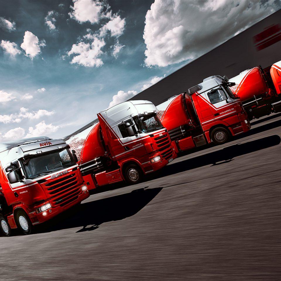 Avia Truck Fleet