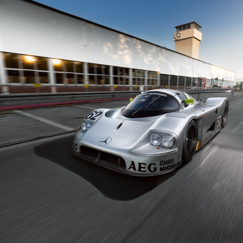 Mercedes-Benz Classic Racecars