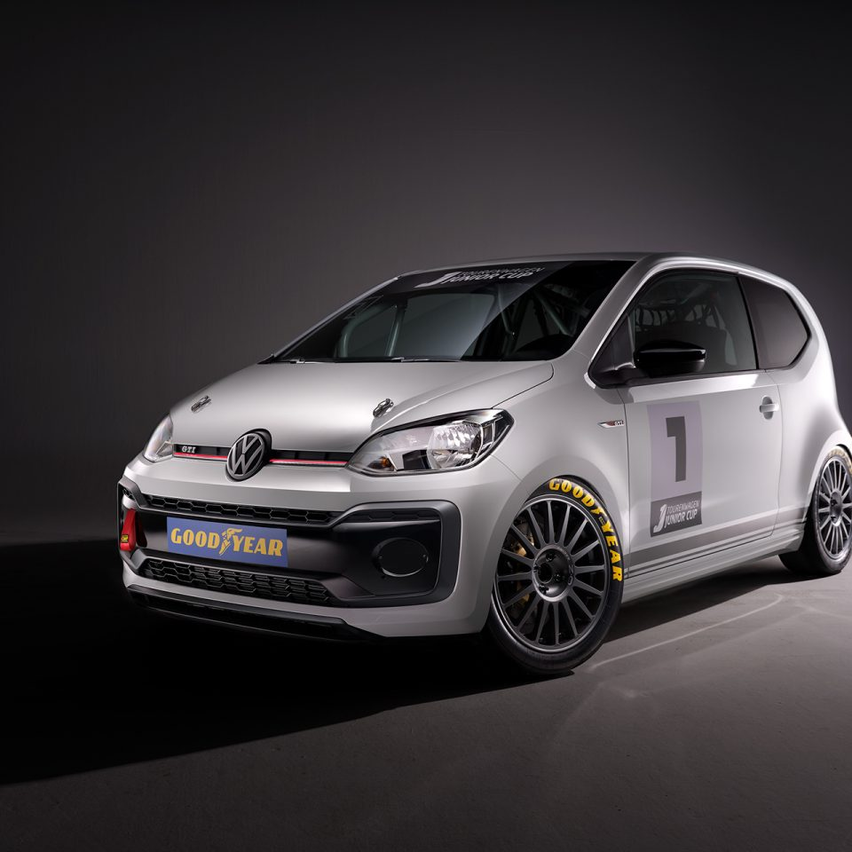 Volkswagen UP GTI Cup