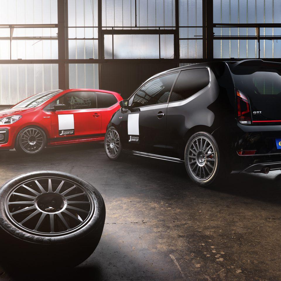 Volkswagen UP GTI Cup II